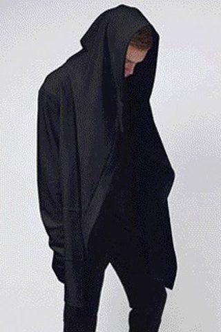 distribuidor mayorista ed6d3 54e25 Abrigo Dark Capucha Hombre » Mayorista de ropa