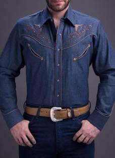 http://articulo.mercadolibre.com.ar/MLA-625484429-camisa-western-senor-de-los-cielos-de-tela-de-jeans-importad-_JM