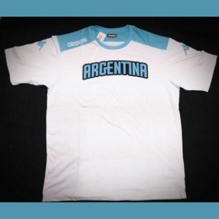 Remera Seleccion Argentina Basquet Olimpiadas Rio 2016 Algod