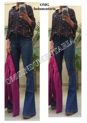 De Oxford Pantalon Mujer Alto Elastizado Tiro Mayorista Ropa » Jeans Importado Nwvm08n