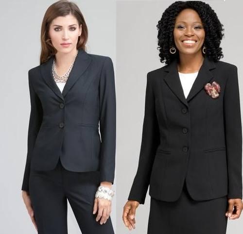 44a786c276674 Traje De Mujer Uniformes Eventos Saco Y Pantalon » Mayorista de ropa