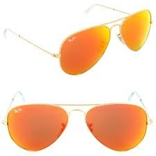 Anteojos Ray Ban Aviator Rb3025 Rb3026 Originales 50% Off!
