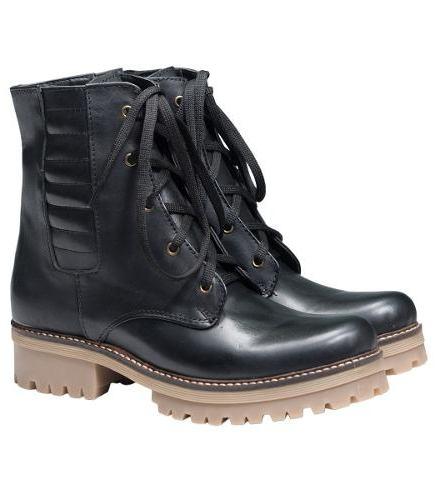 Borcego Botita Borceguito Zapatos Mujer Almacen De Cueros