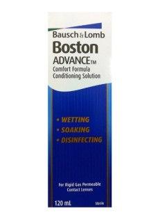Boston Advance Acondicionador 120ml Lentes Contacto Rígidas