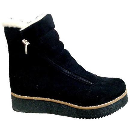 Botitas Mujer Botinetas Moda Dan Zam Shoes A700e