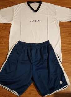 Conjunto Deportivo Short Y Remera Padel Palax