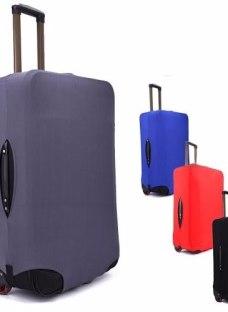 Funda De Valijas Chica Mediana Travel Tech Colores Original*
