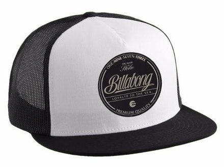 Gorra Billabong - Trucker - Surf - Temporada 2017!!