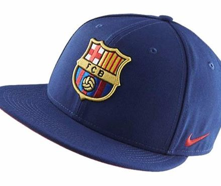 Gorra Nike Fc Barcelona Precio Promocion (importada Usa)