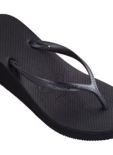 Havaianas High Hasta Liquidar Stock Negro