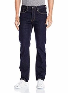 Jean Levi´s 505 Regular Fit Corte Regular / Brand Sports