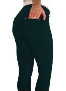 Legging Térmica Levanta Cola Calza Tqc Mujer Con Bolsillos