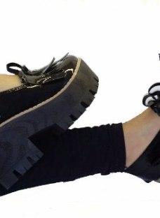 Mocasin Mujer Plataforma Tipo Zapatos Envio Gratis