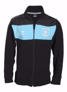 Nueva!! Campera Polar Racing Topper