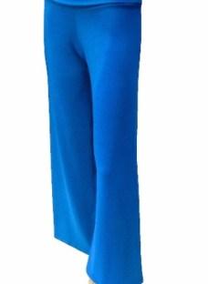 Palazzo Talles Grandes Pantalon Ancho Doble Cintura Volcada