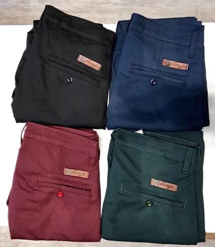 Boutique en ligne dad71 f3fe9 Pantalon Chupin Elastizado Corte Chino » Mayorista de ropa