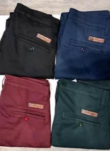 Pantalon Chupin Elastizado Corte Chino