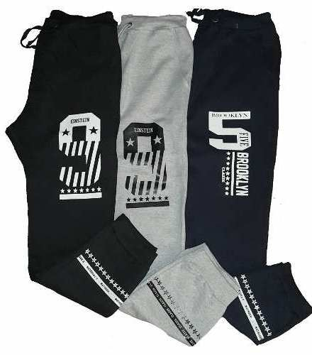 Pantalon Jogging Chupin Babucha Estampados Extra Grandes
