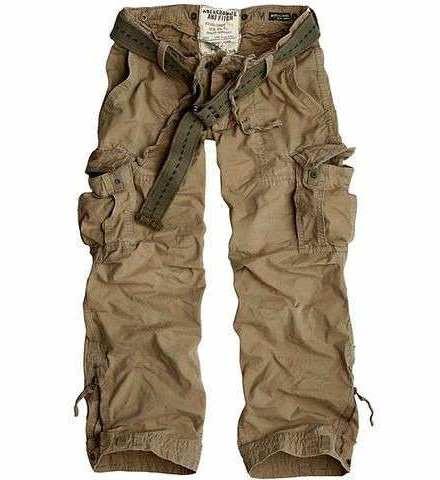 Pantalones Cargo Abercrombie Varios Modelos M L Xl Original