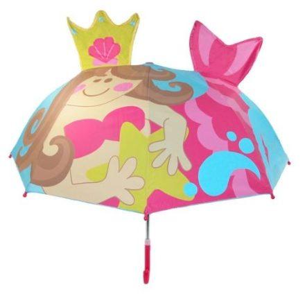 Paragua Infantil - Jugar Bajo La Lluvia. Niña Niño- Princesa