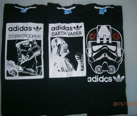 Remeras adidas Originals Star Wars Mangas Cortas