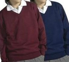 Sweater / Pullover Colegial / Talles Chicos Caetano Factory