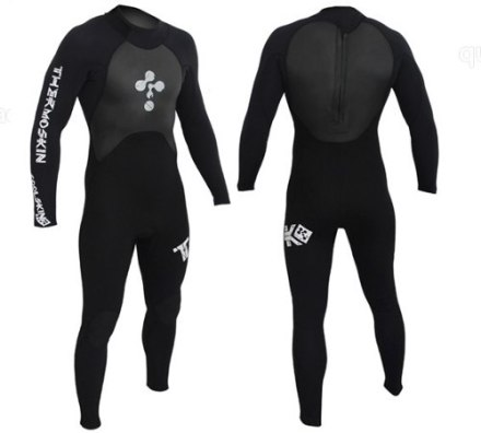 Traje Neoprene Coolskin 3.2mm Thermoskin ¦ 17ºc Esqui Kayak