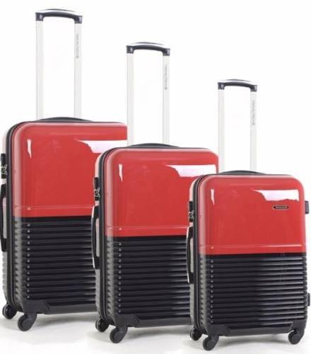 Valija Travel Tech Rigida Chica 20 - 4 Ruedas 360 Candado