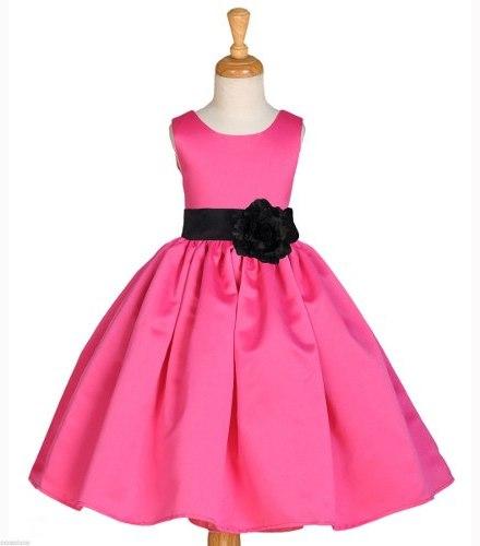 Vestido De Fiesta De Nena
