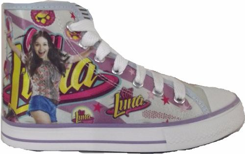 1c6e9947367d Zapatillas De Soy Luna Disney Tipo Botitas Artesanales » Mayorista de ropa