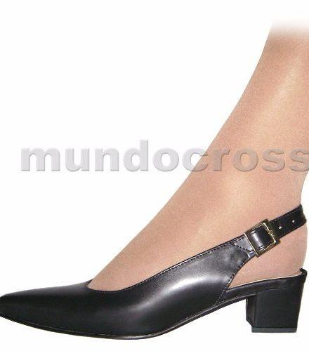 Zapatos Stiletto Calzado Dama Talles Grandes 41 42 43 44 45