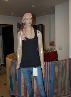 Allo Martinez Musculosa De Algodon Morley Modelo Fidele