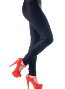 Calzas Leggings 100% Lycra Brillosos Opacos Por Talles!