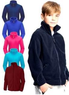 Campera Micropolar Niños Antipeeling Nieve 4 Al 16 Jeans710