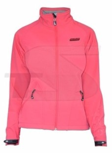 Campera Soft Shell Athix Original Mujer Impermeable!!!