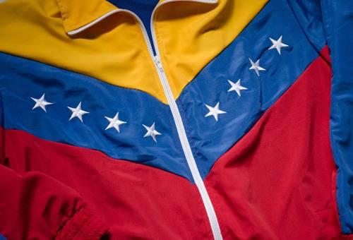 7305dbf3c Campera Venezuela Tricolor - Comandante Chavez » Mayorista de ropa