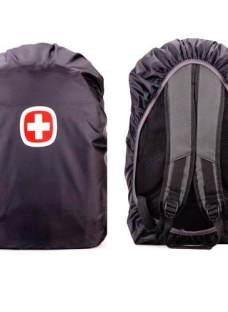 Cobertor Cubre Mochila Lluvia Swissgear Impermeable Funda