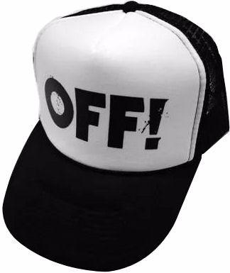 Gorra Off! - Trucker - Cuvas - Planas - Oferta!