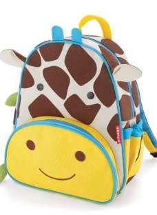 Mochila Skip Hop Infantil Línea Zoo Original R&m Babies