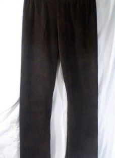 Pantalón Calza Corderoy Elastizado Talles Grandes Gorditas