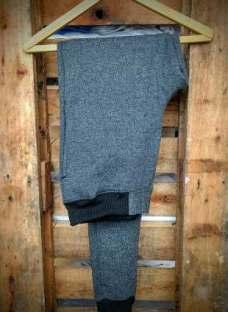 Pantalon Jogging Hombre Con Puño !! Frisa Invisible !!