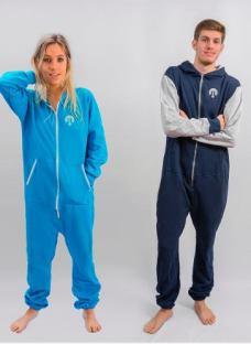 Pijama Unisex Enteros Kigurumi Onesie Uno