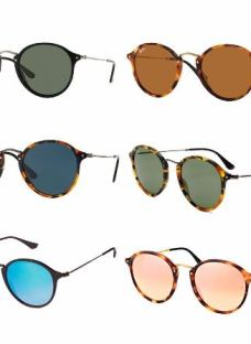 Ray Ban Round Fleck Rb2447 Originales Italianos
