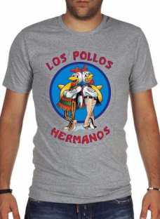 Remera Los Pollos Hermanos Breaking Bad Series Somos Local!