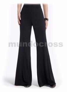 Talles Grandes Finos Pantalones Palazzos En Seda Colores