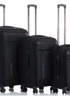 Valija Grande 28 Travel Tech Premium 4 Ruedas 360° Candado