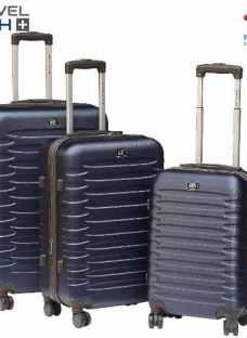 Valija Rigida Chica 20 Travel Reforzada 4 Ruedas 360 Candado