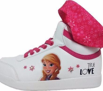 Zapatillas Botitas Disney Frozen Luces Addnice Mundo Manias
