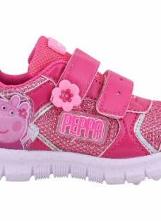 Zapatillas Con Luces Peppa Pig Footy #940 #941 Mundo Manias