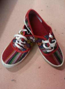 Zapatillas Dama Naúticas Lona Aguayo